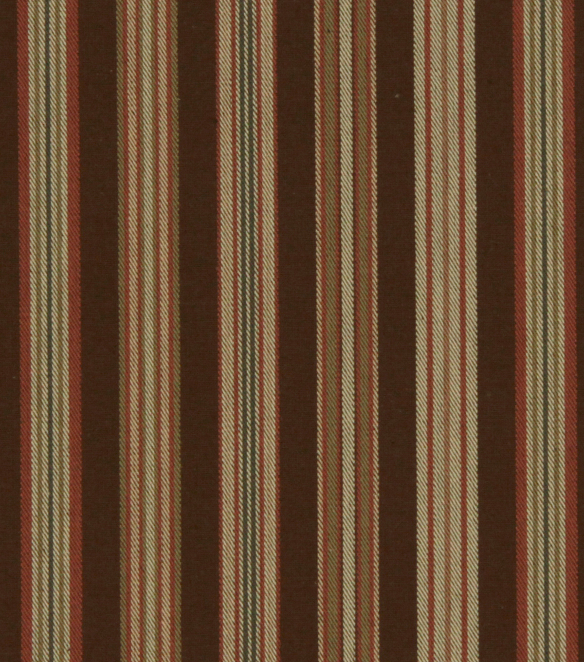 "Home Decor 8""x8"" Fabric Swatch-Robert Allen Dune Stripe Cedar Cove"