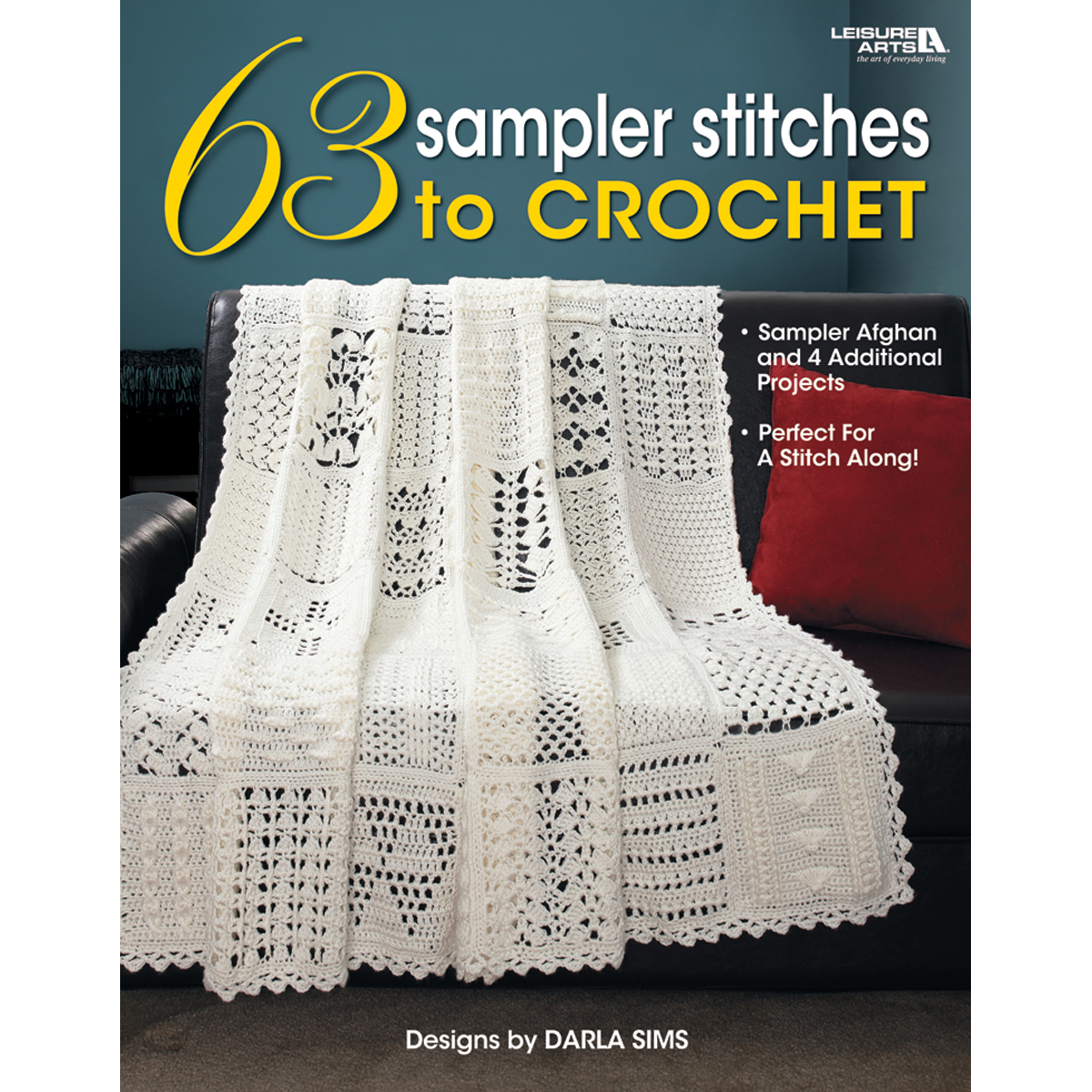 63 Smapler Stitches To Crochet