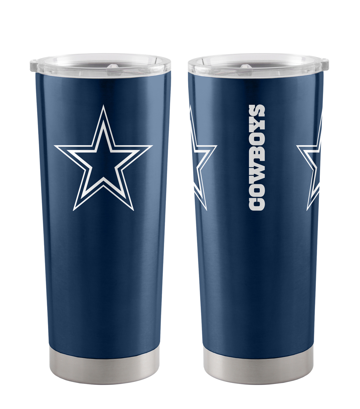 Dallas Cowboys 20 oz Insulated Stainless Steel Tumbler