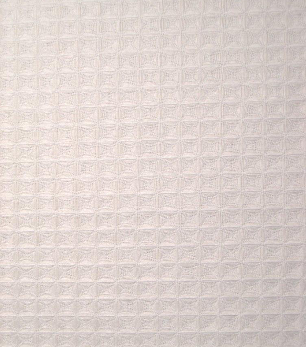 Cotton Utility Fabric-Waffle Weave | JOANN for Soft White Cotton Texture  45hul