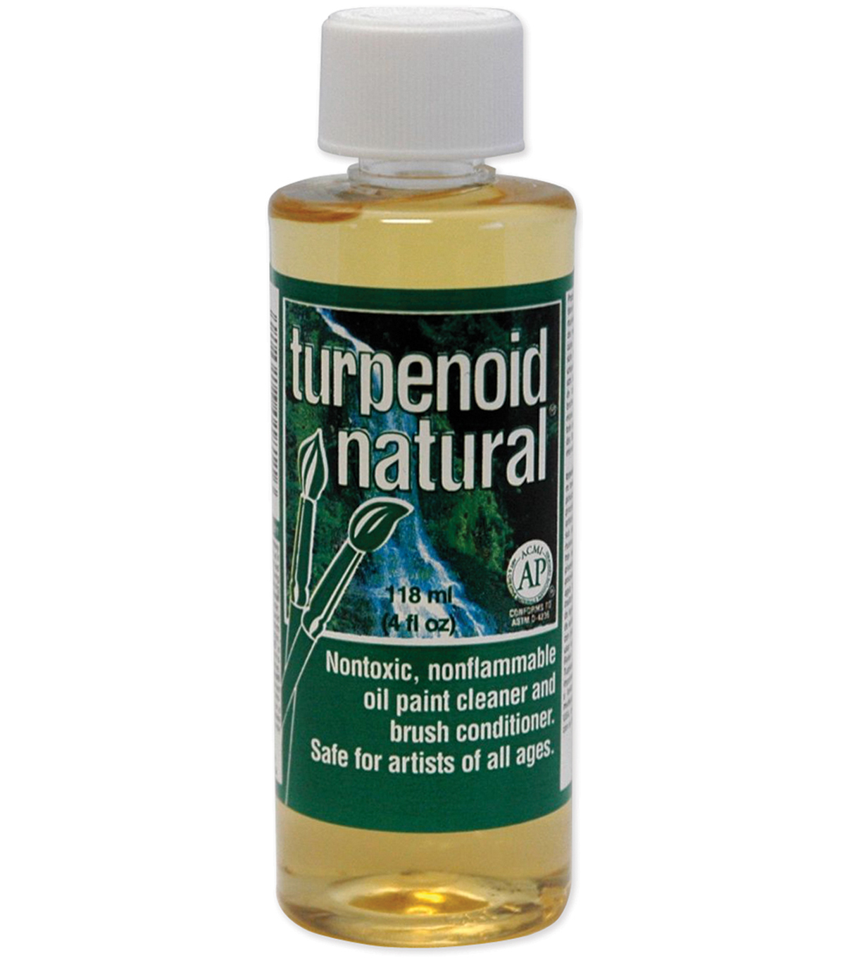 Weber Natural Turpenoid-3.99oz