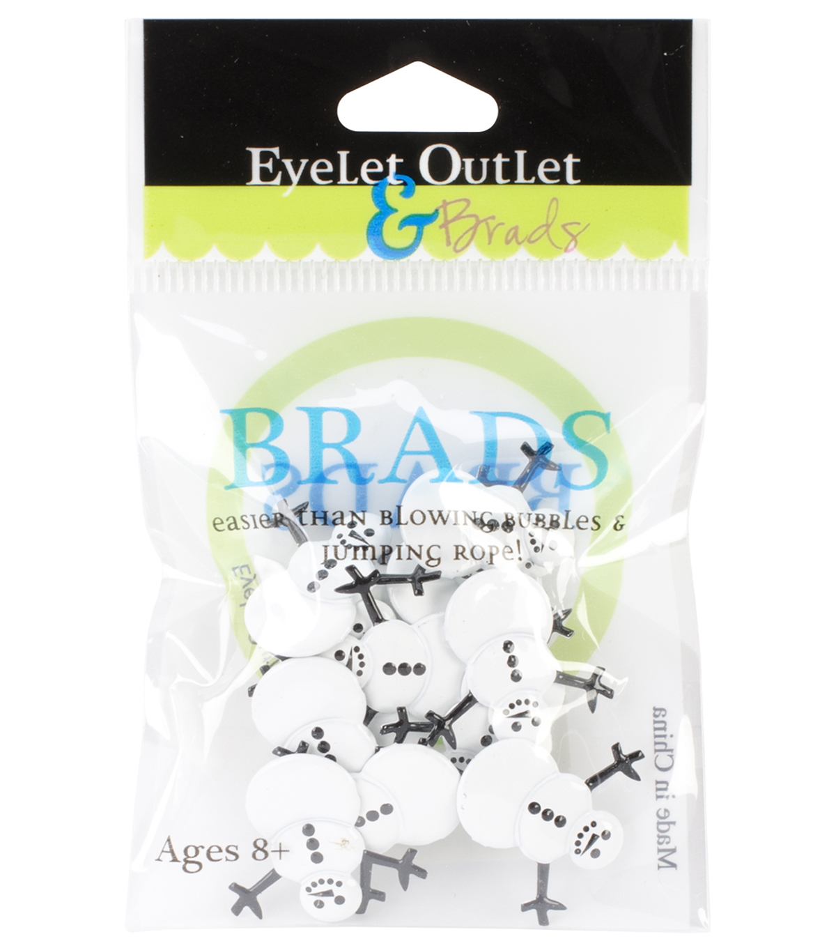 Eyelet Outlet Brads-Rocking Horse