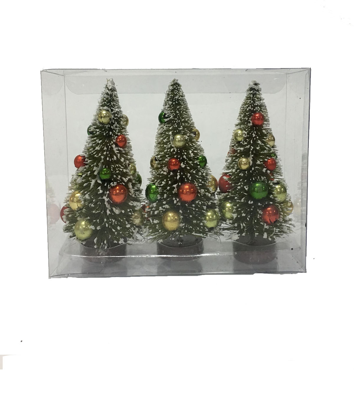 Maker\u0027s Holiday 3pk Mini Sisal Trees