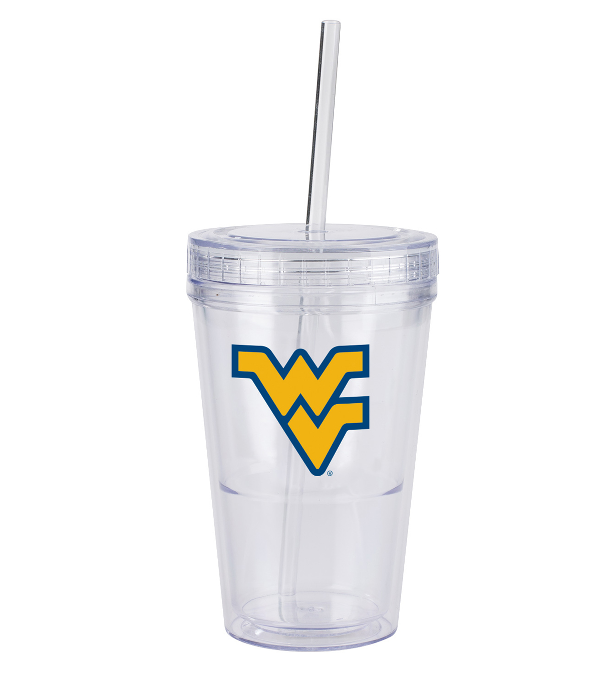 West Virginia University Mountaineers 16oz Cup