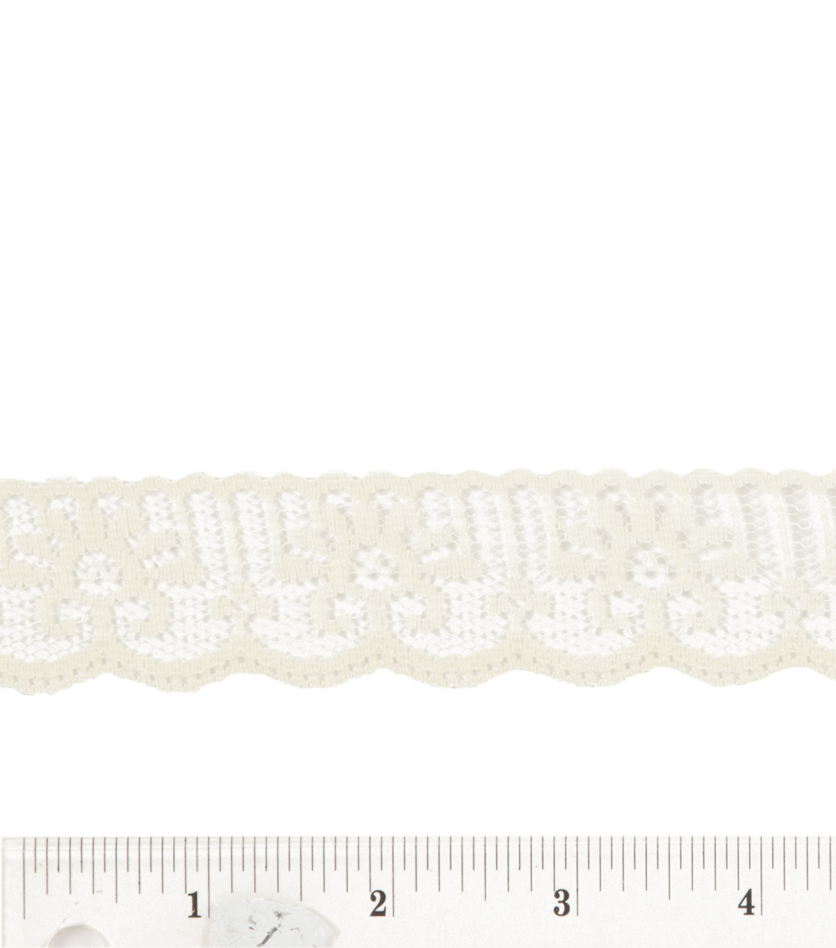 1 1/4 In Vertical Lace