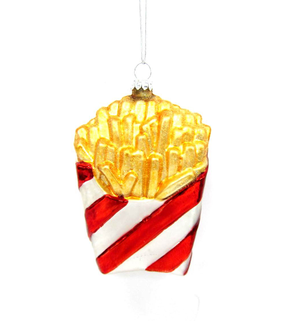 Maker\u0027s Holiday French Fries Ornament