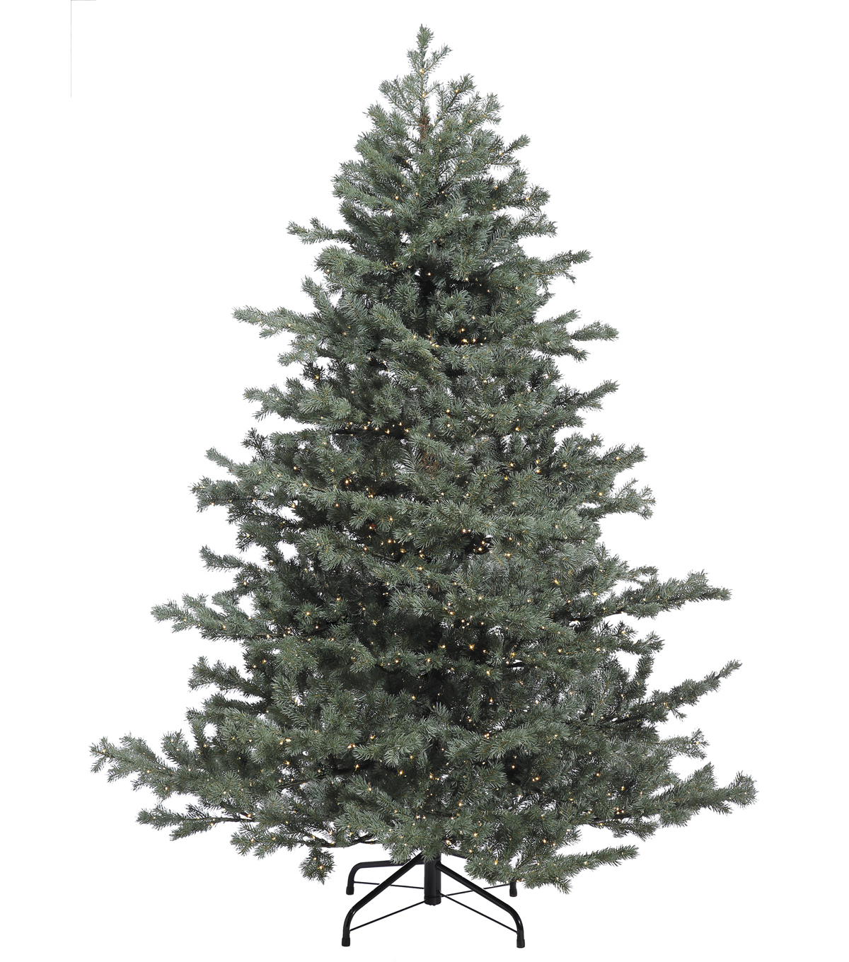 Bloom Room 6.5\u0027 Mountain Firn Pre-Lit Christmas Tree