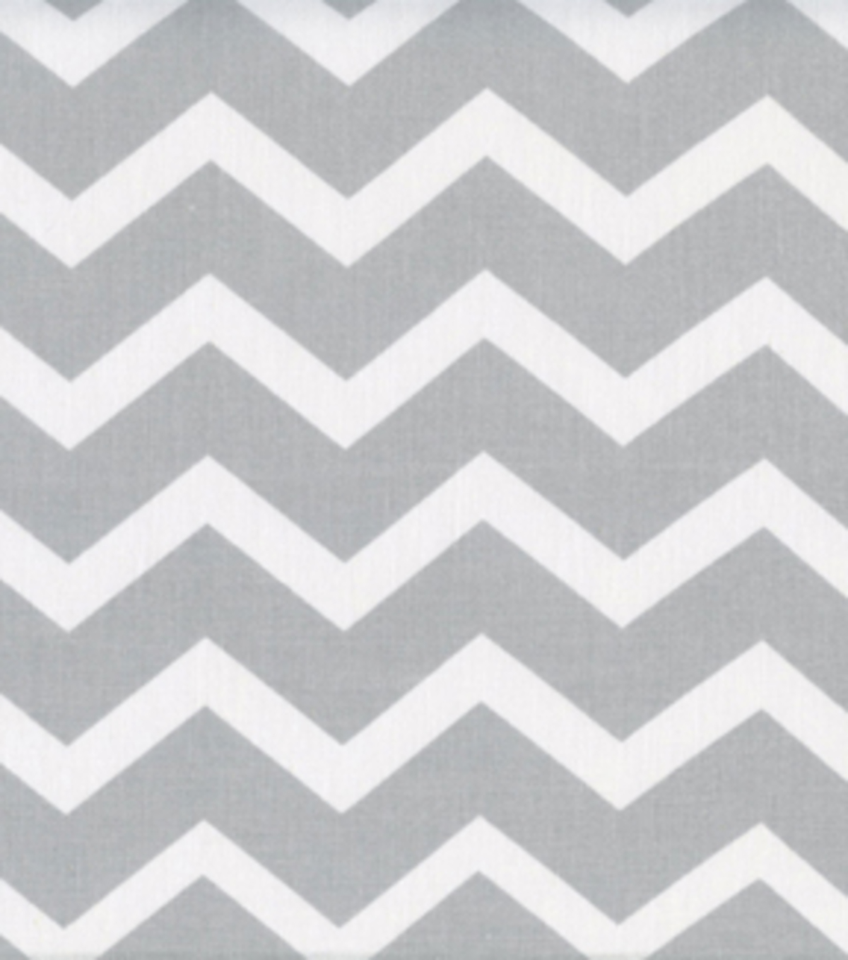 Keepsake Calico™ Cotton Fabric 43\u0022-Gray&White Chevron