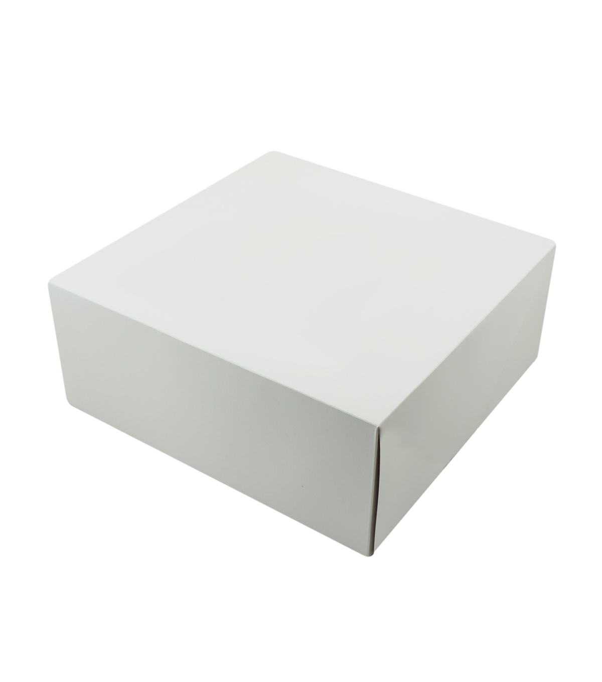 "Corrugated Cake Box 14.25""X14.25""X6"" 2/Pkg"