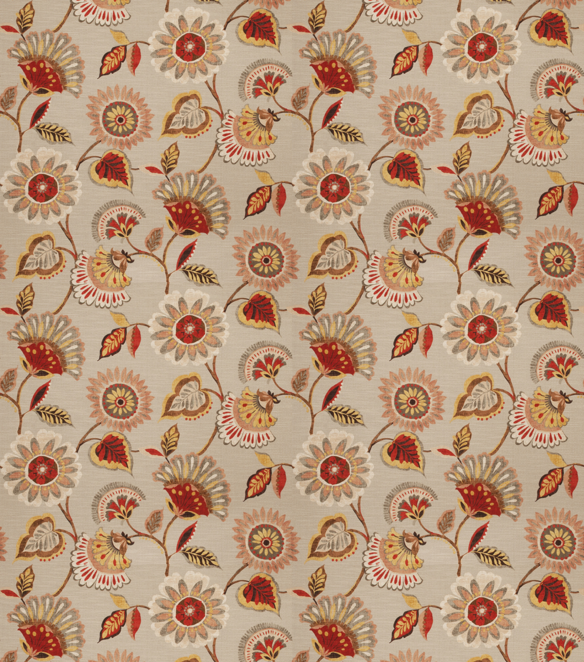 SMC Designs Upholstery Fabric 54\u0022-Affinia/ Grey Frost