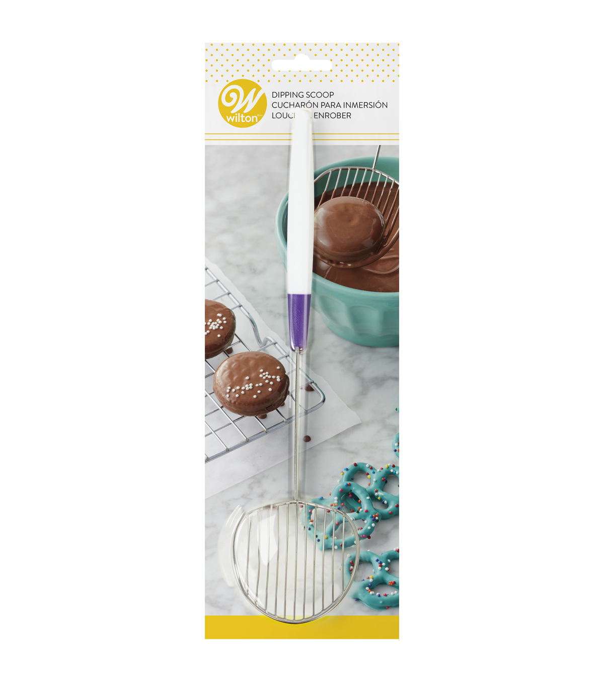 Wilton® Candy Melt Dipping Scoop-