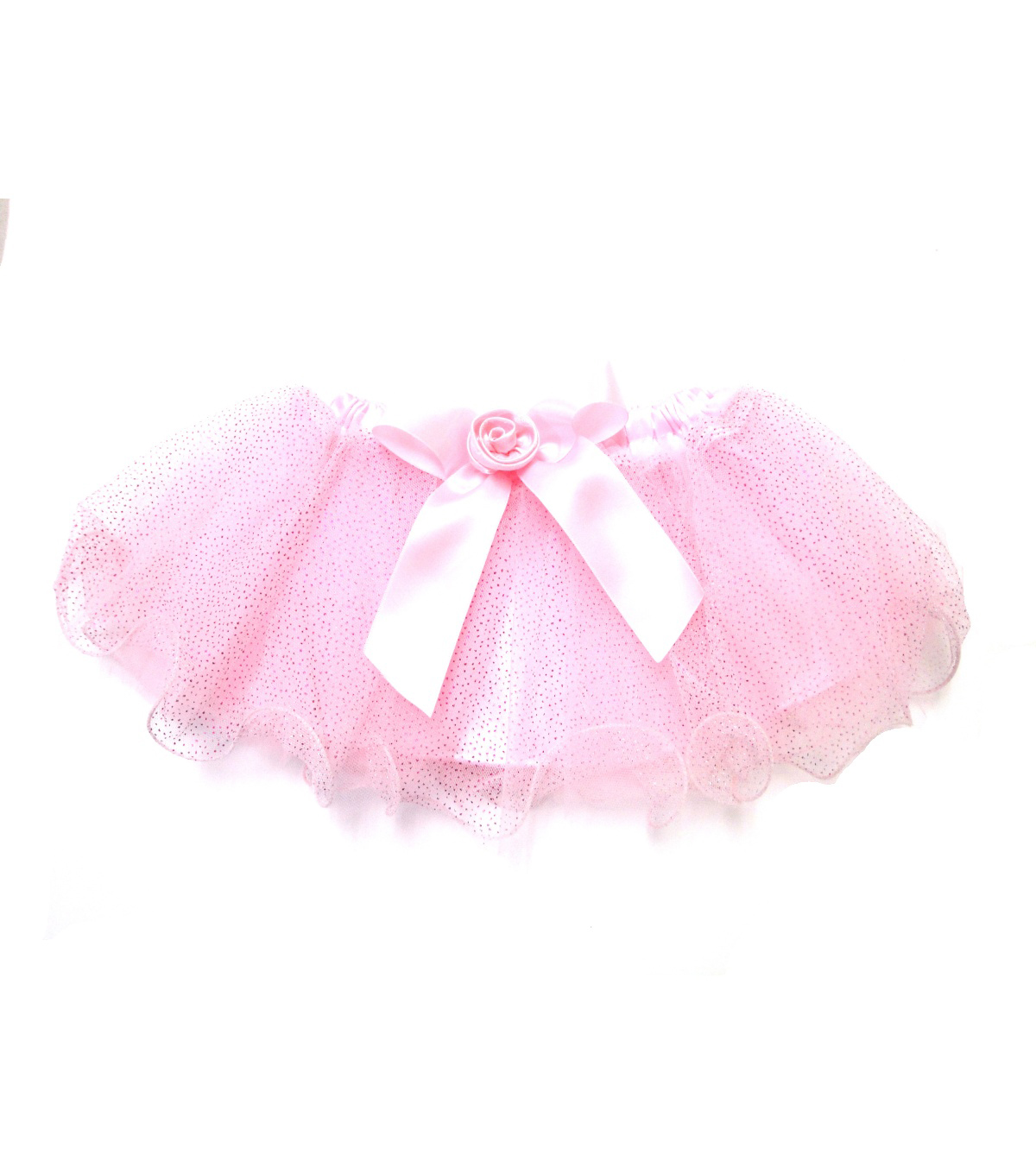 Maker\u0027s Halloween Infant Ruffle Edge Tutu-Fuchsia Pink