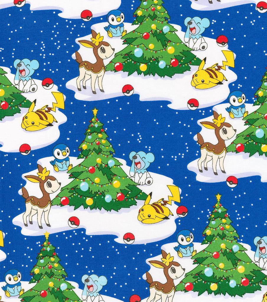 holiday cotton fabric 44