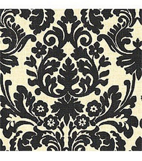 Home Decor 8\u0022x8\u0022 Fabric Swatch-Essence Onyx