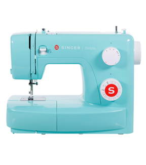 Singer® Simple™ 3223G Sewing Machine-Petrol