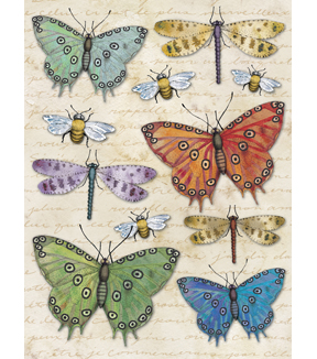 Blossomwood Butterfly Embellishments