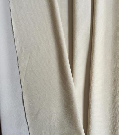 Nicole Miller Bonded Mesh Fabric-Ivory Gold