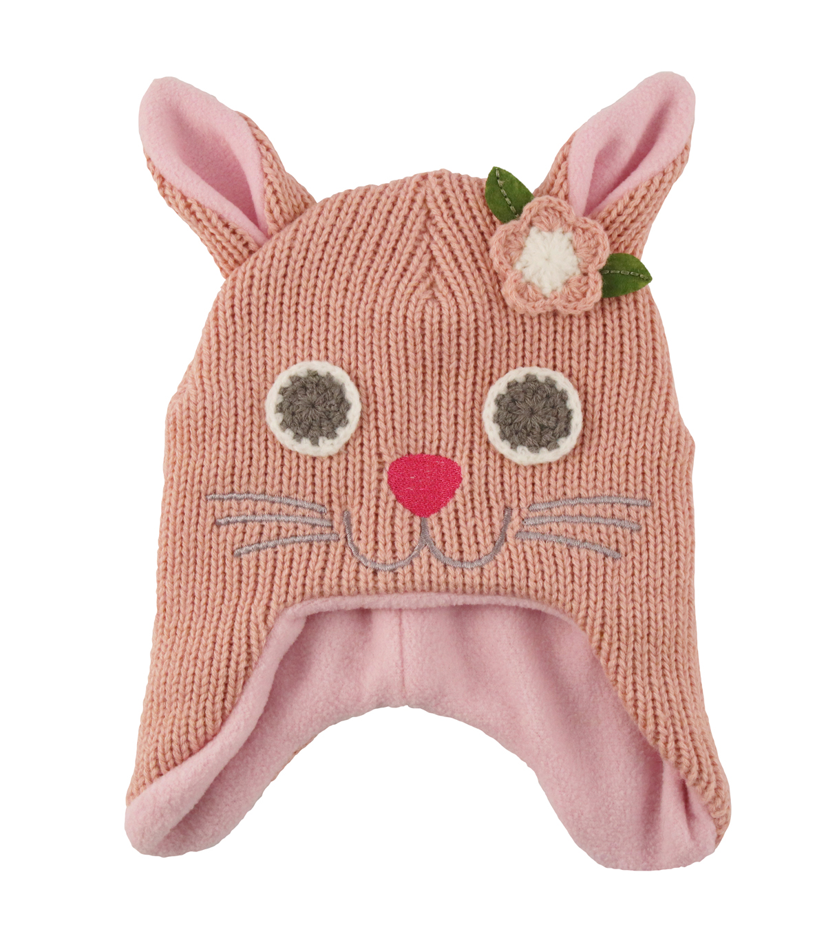Critter Collection Bunny Hat
