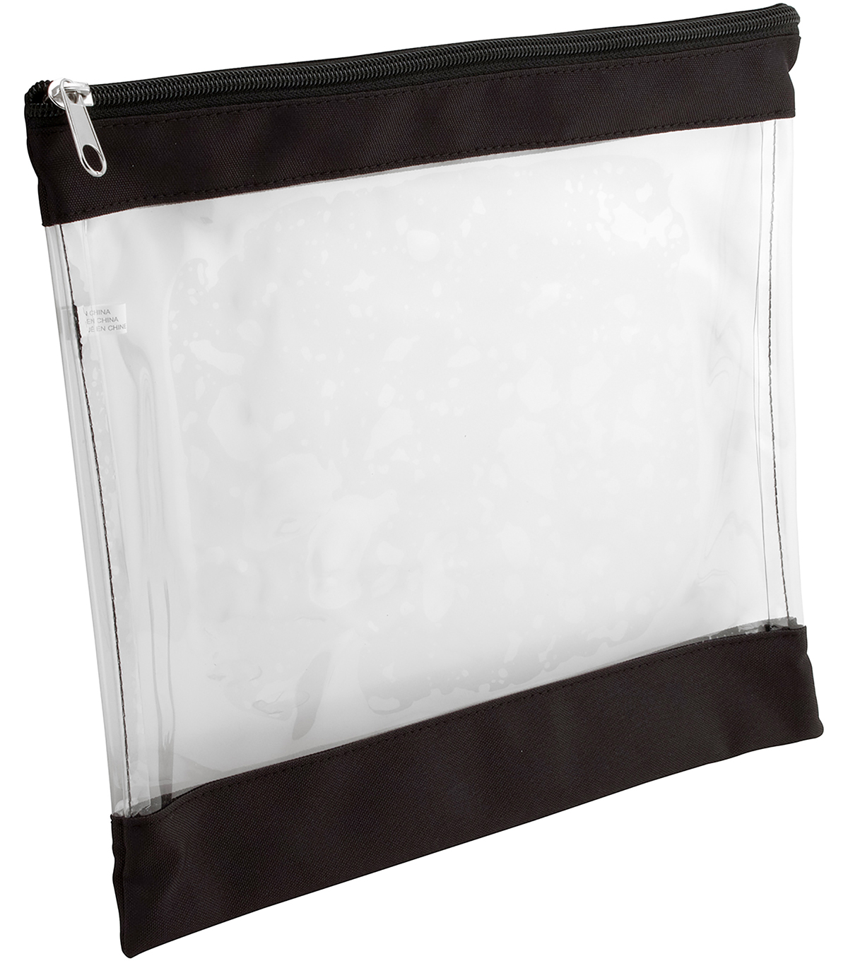"Everything Mary Medium Storage Pouch 12.75""X12""-Clear"
