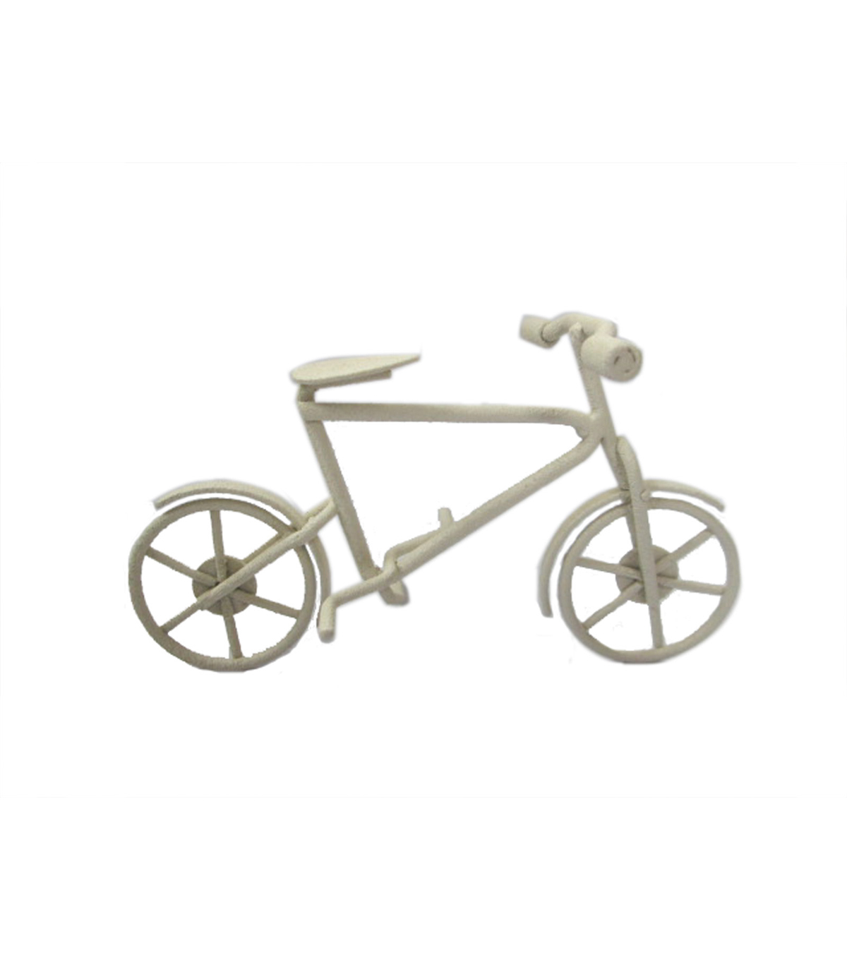 Bloom Room Littles Wire Bicycle-White