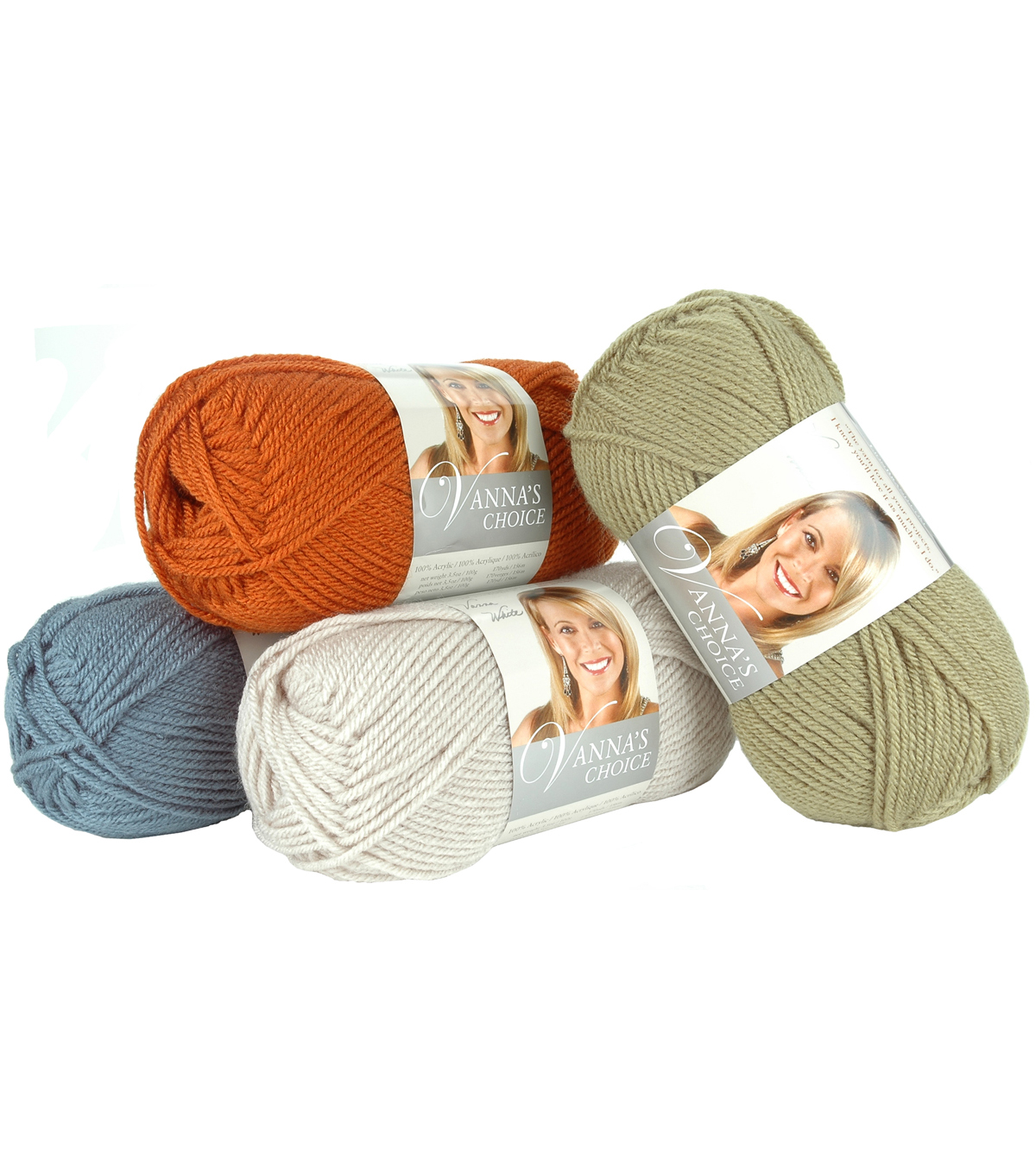 Lion Brand Vanna\u0027s Choice Yarn
