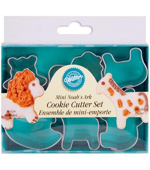 Wilton Mini Metal Cookie Cutters Noah S Ark Joann