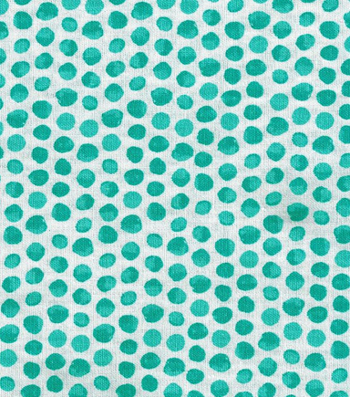 Keepsake Calico™ Cotton Fabric 43\u0022-Turquoise Shaded Dot