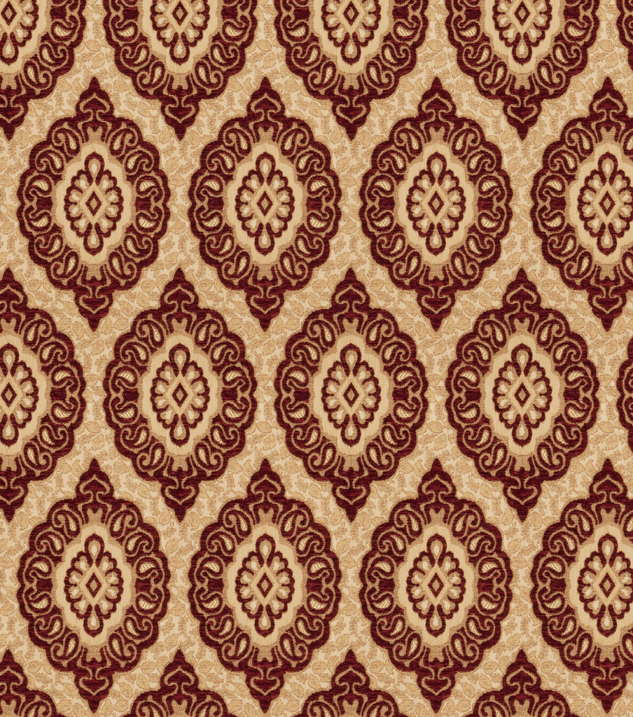 "Eaton Square Upholstery Fabric 57""-Player/Crimson"