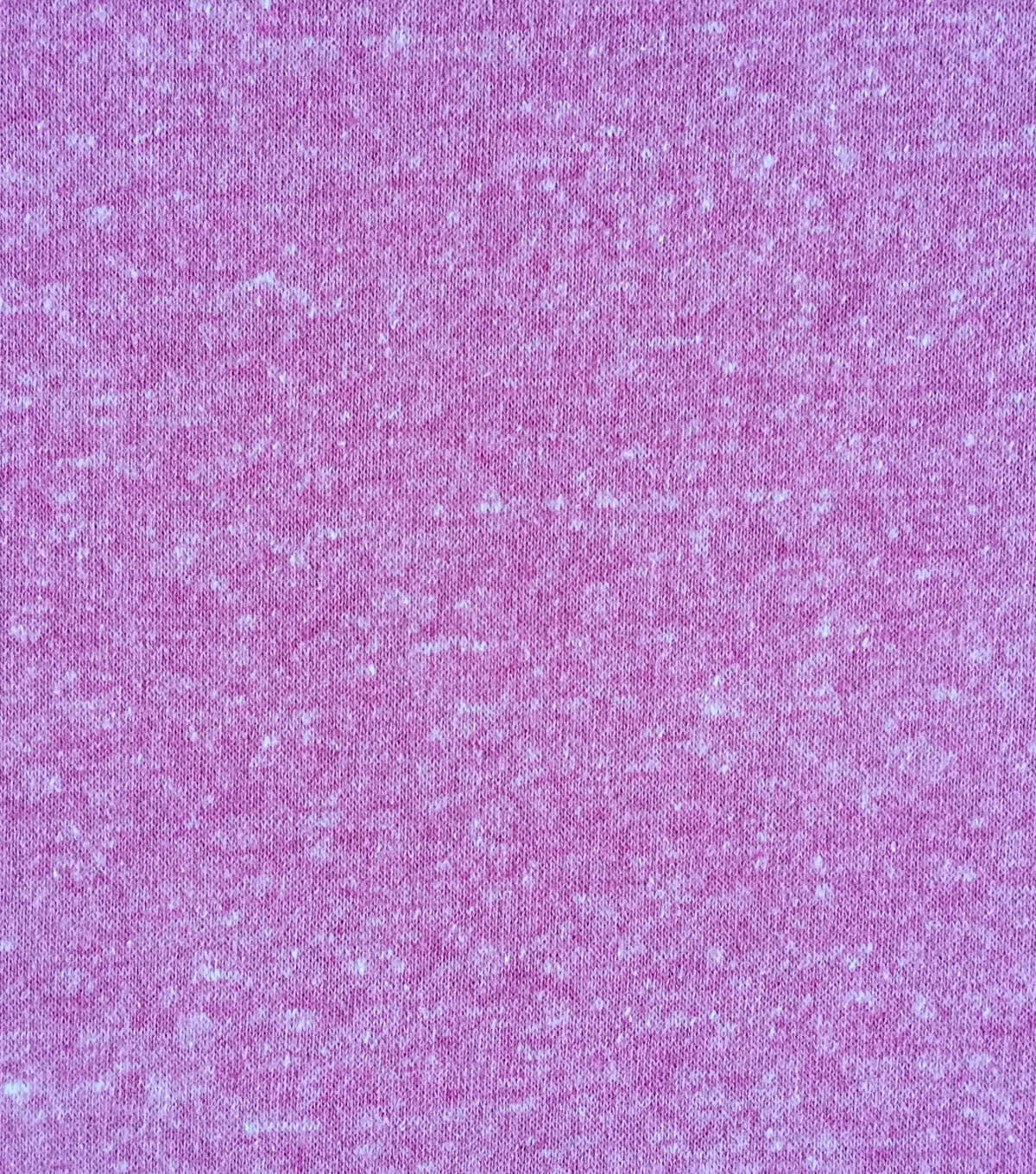 "French Terry Fabric 58""-Phlox Pink"