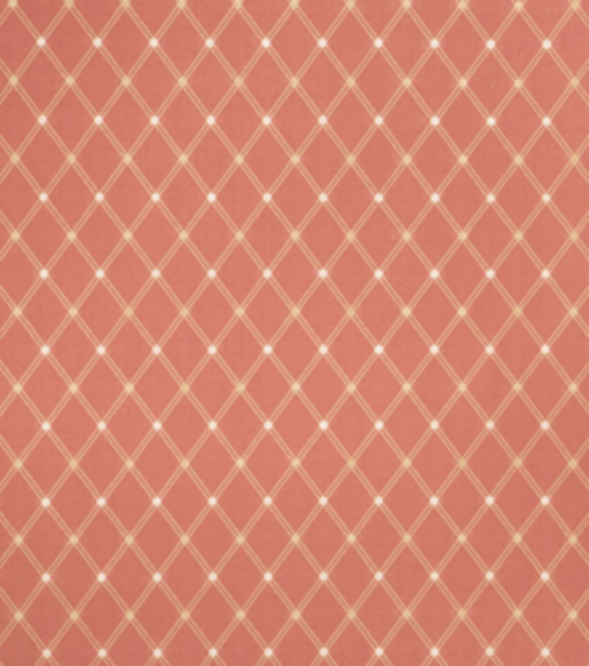 "Home Decor 8""x8"" Fabric Swatch-Upholstery Fabric Eaton Square Mellow Coral"