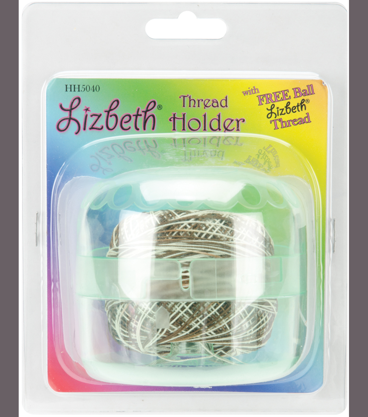 Lizbeth Thread Holder-Green