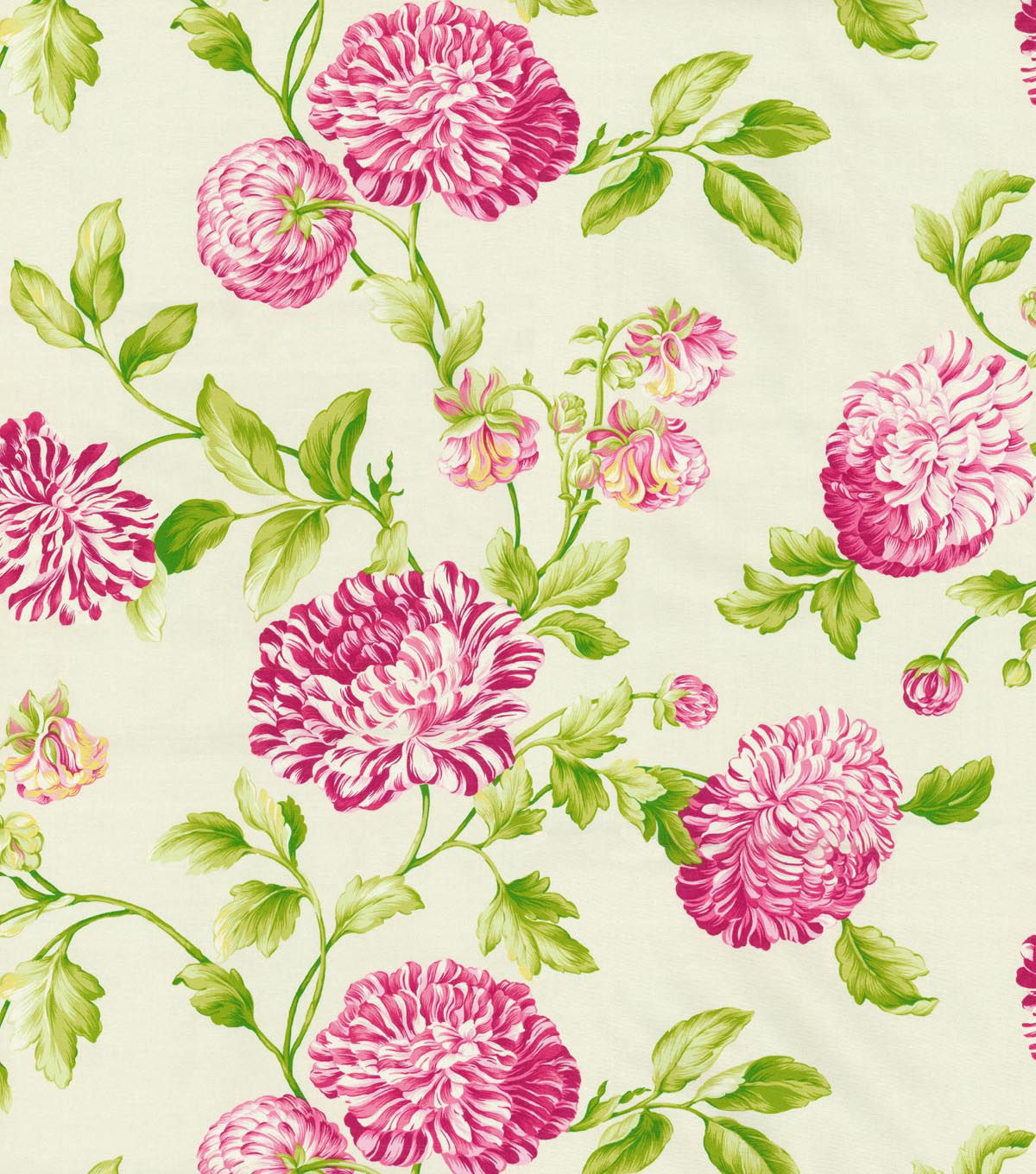 "Home Decor 8""x8"" Swatch Fabric-Williamsburg Charlotte Spring"