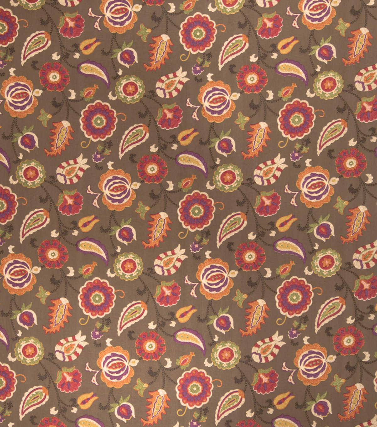 Home Decor 8\u0022x8\u0022 Fabric Swatch-Upholstery Fabric Eaton Square Usher Nutmeg