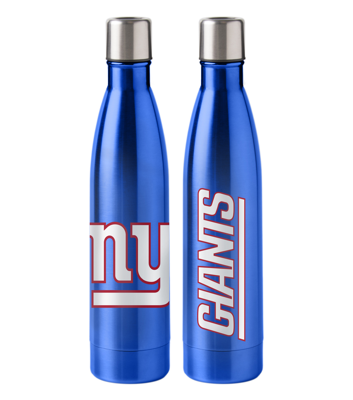 New York Giants 18 oz Insulated Stainless Steel Water Bottle