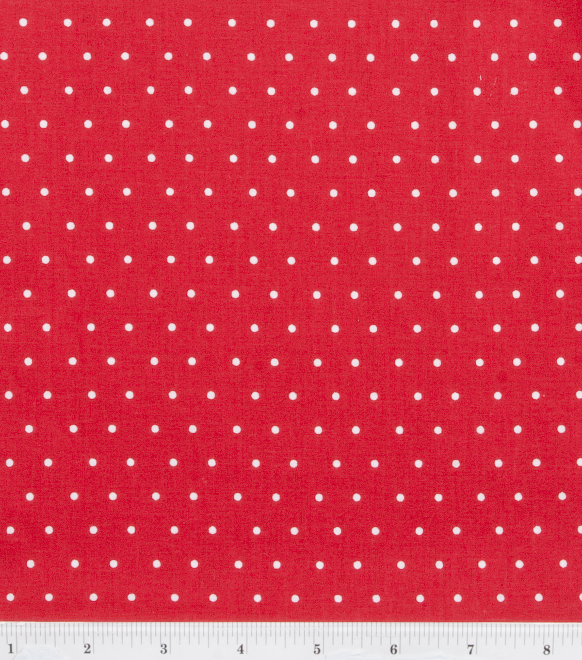 Keepsake Calico™ Holiday Cotton Fabric 43\u0022-Red Dot