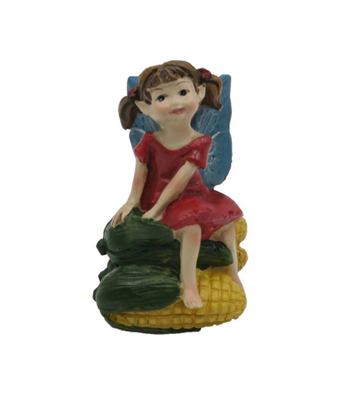 Fall Into Color Littles Fairy on Corn Cob