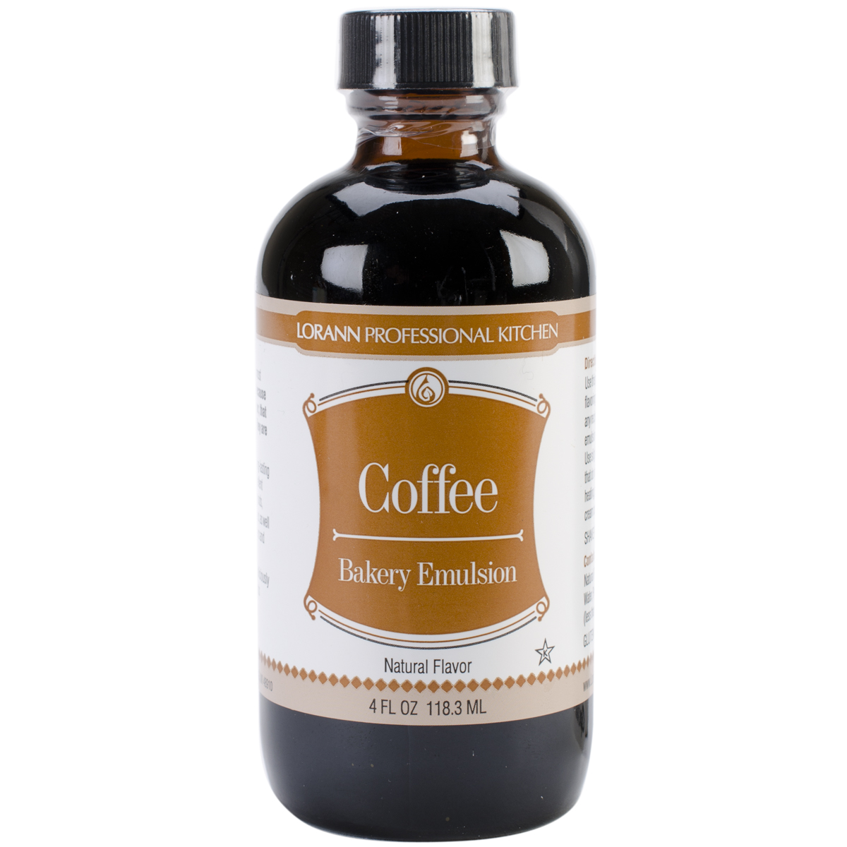 Lorann Oils Natural Bakery Emulsion Coffee