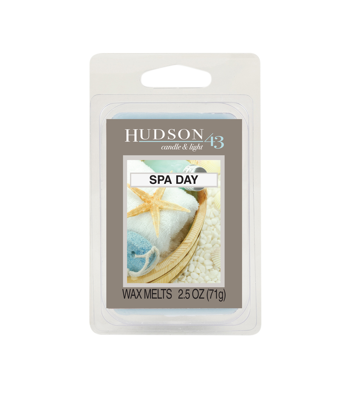 Hudson 43™ Candle & Light Collection Wax Melt-Spa Day