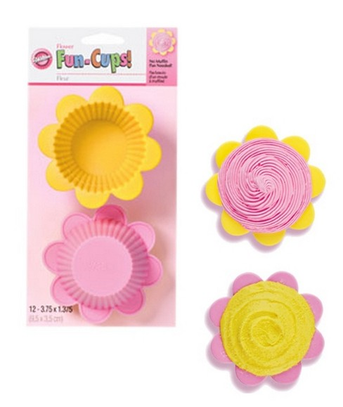 Wilton® Flower Cupcake Cups