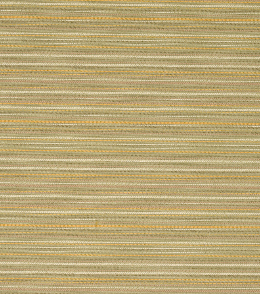 Home Decor 8\u0022x8\u0022 Fabric Swatch-Crypton Stitch Outdoor Woven Stripe-Khaki