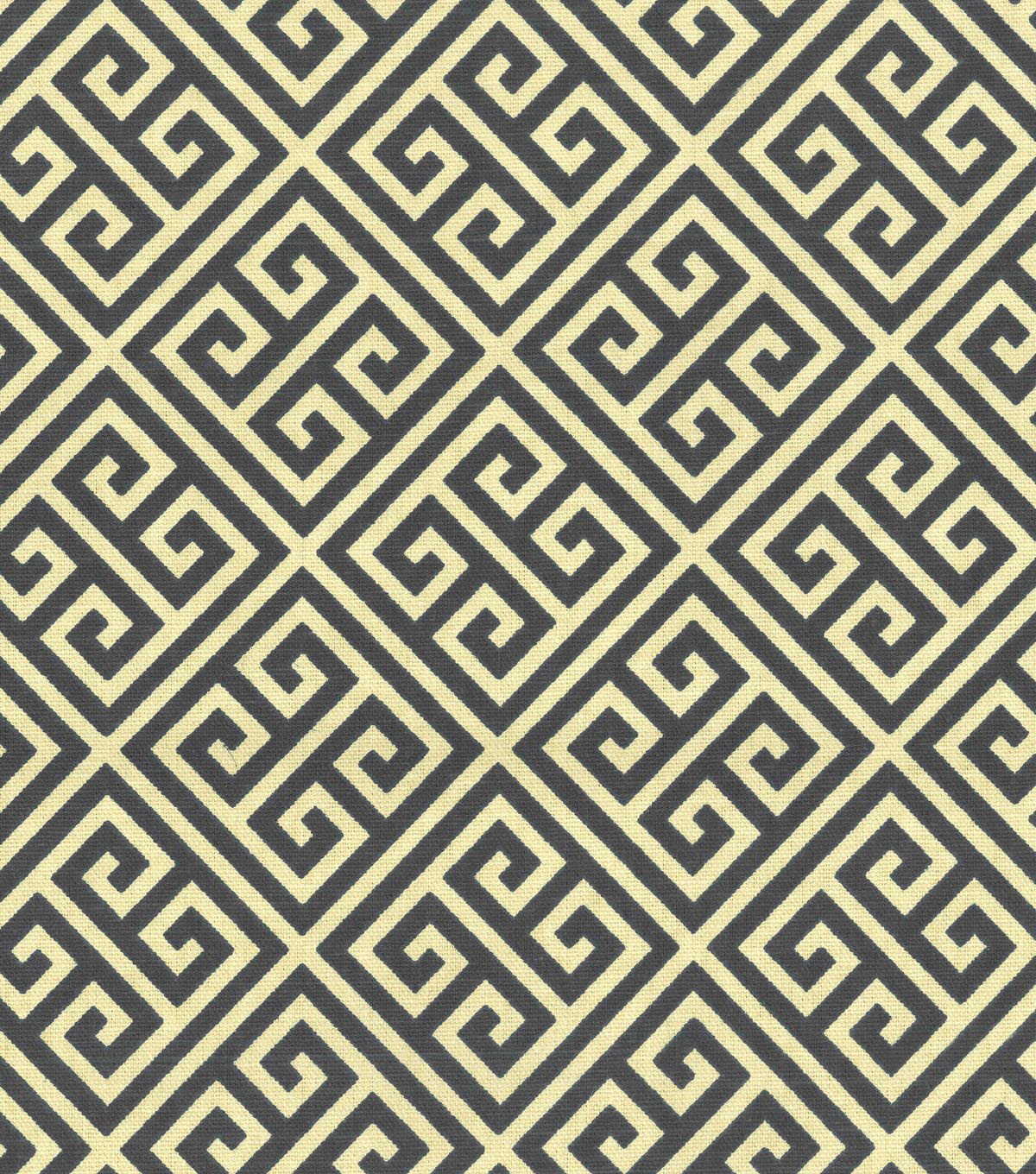 "Home Decor 8""x8"" Swatch Fabric-Waverly Low Key Onyx"