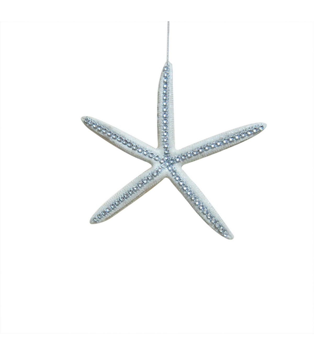 Maker's Holiday Starfish Ornament