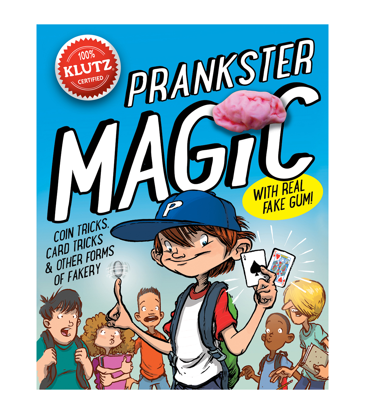 Prankster Magic Book