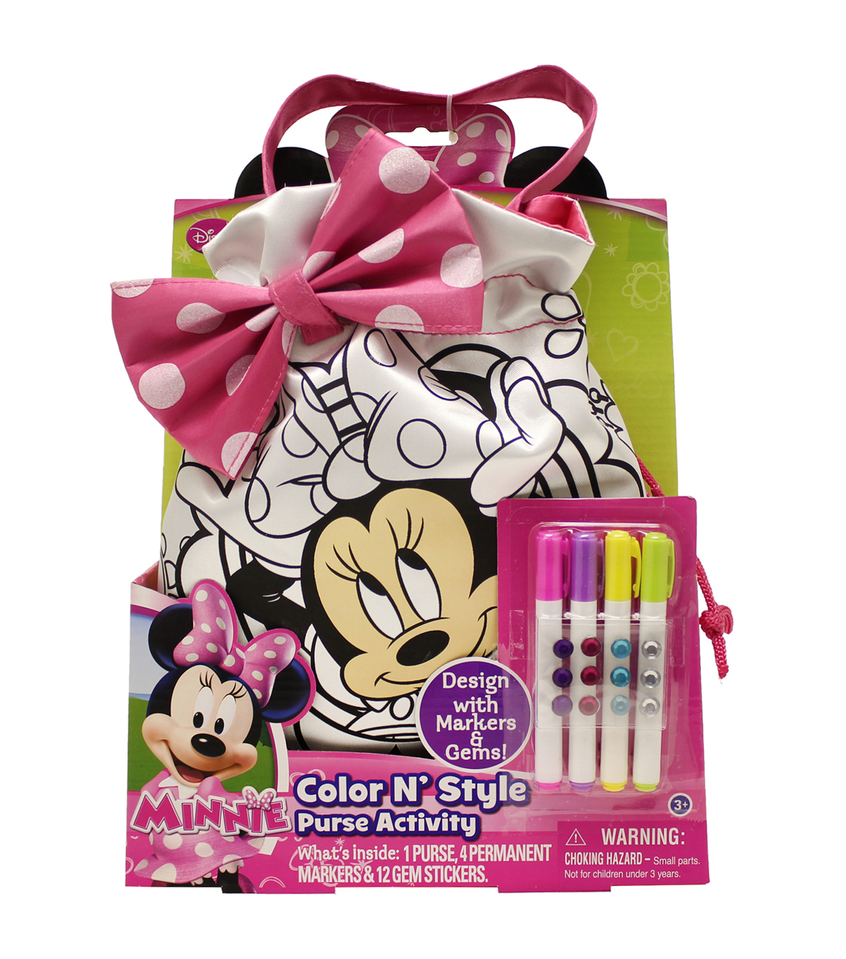 Disney® Minnie Color N Style Purse