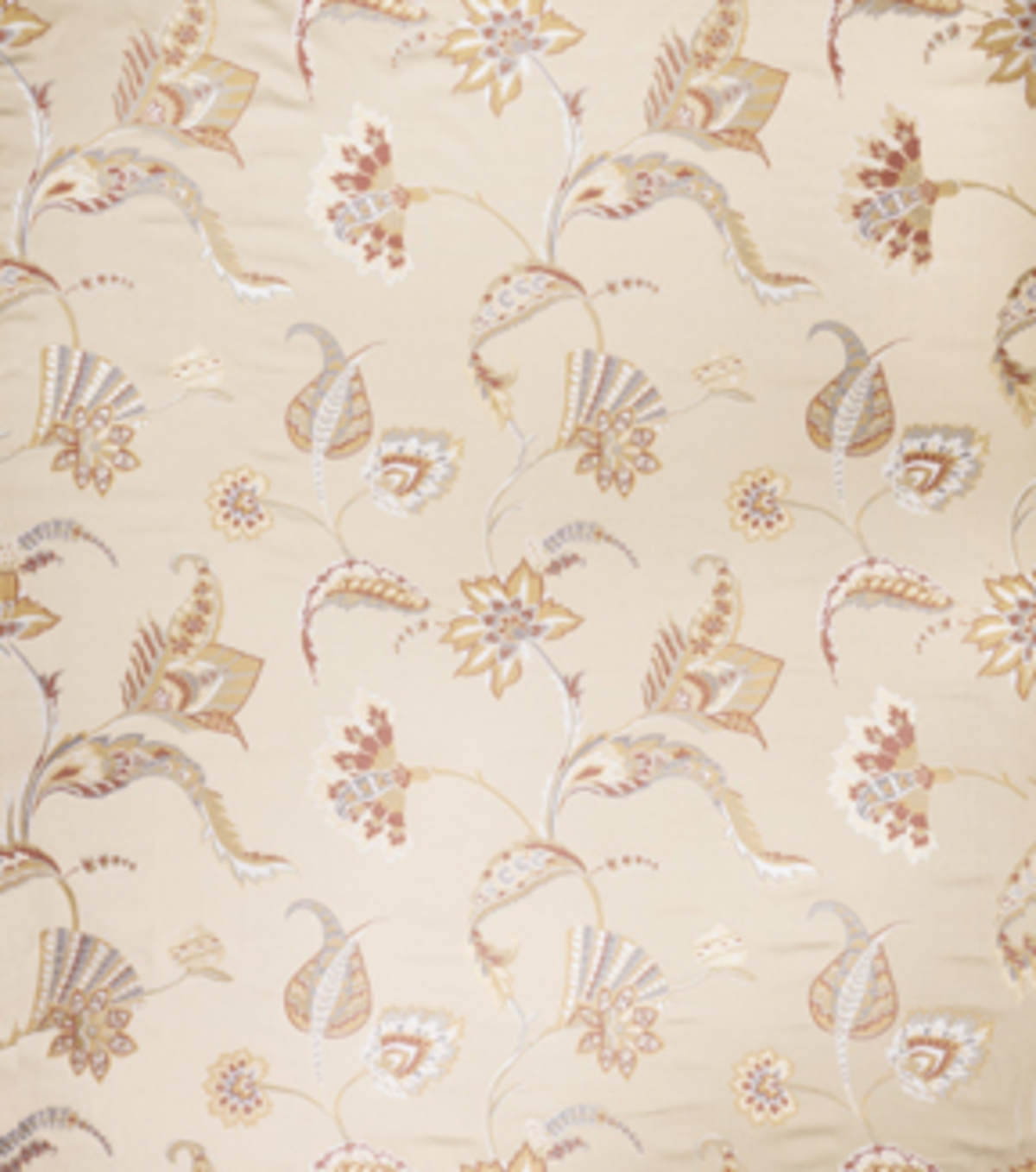 Home Decor 8\u0022x8\u0022 Fabric Swatch-Print Fabric Eaton Square Spellbound Cream