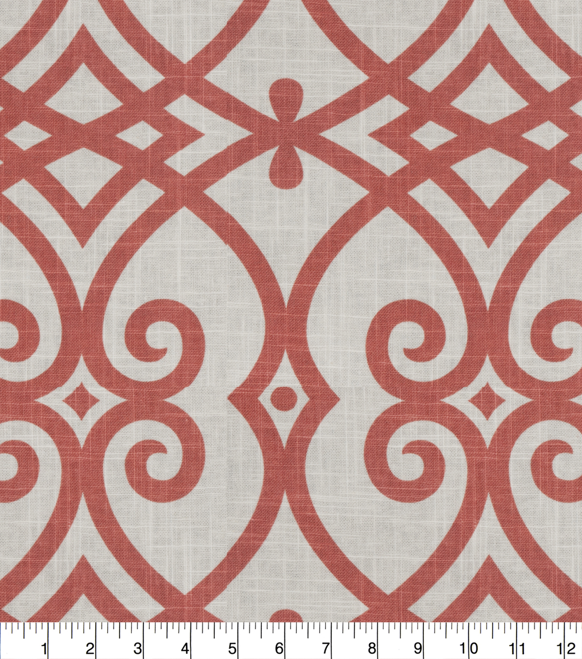 Jaclyn Smith Upholstery Fabric 54\u0027\u0027-Coral Reef Gatework