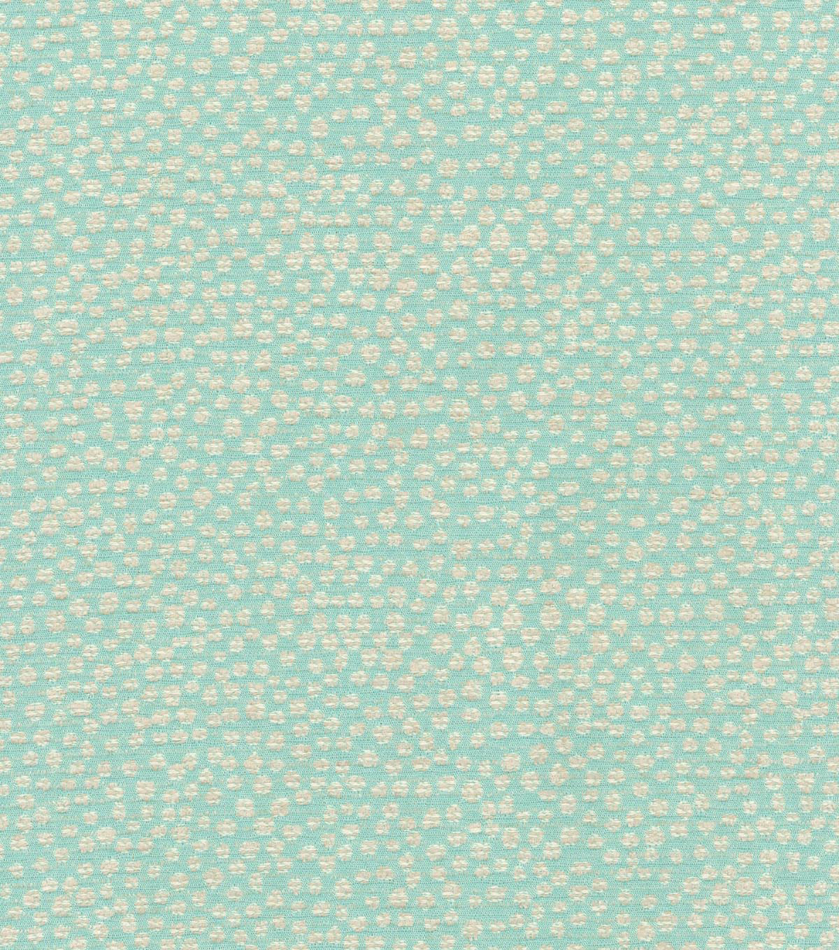 Waverly Upholstery Fabric-Pebble/Pool