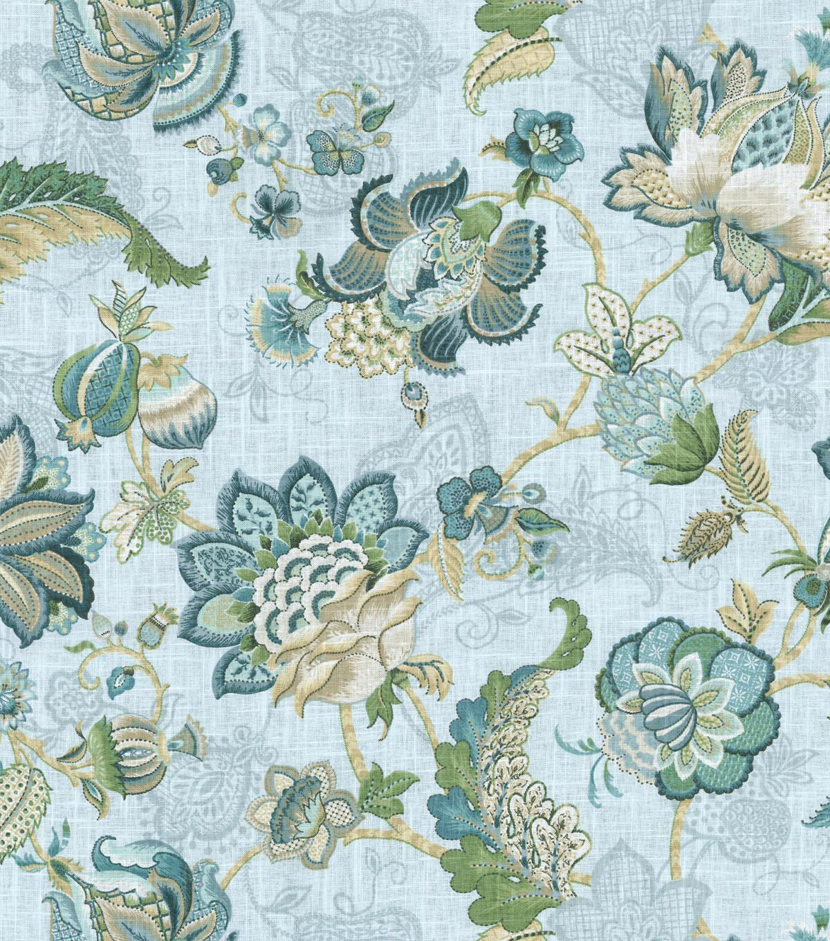 "Upholstery Fabric 54""-Fantasy Mist"