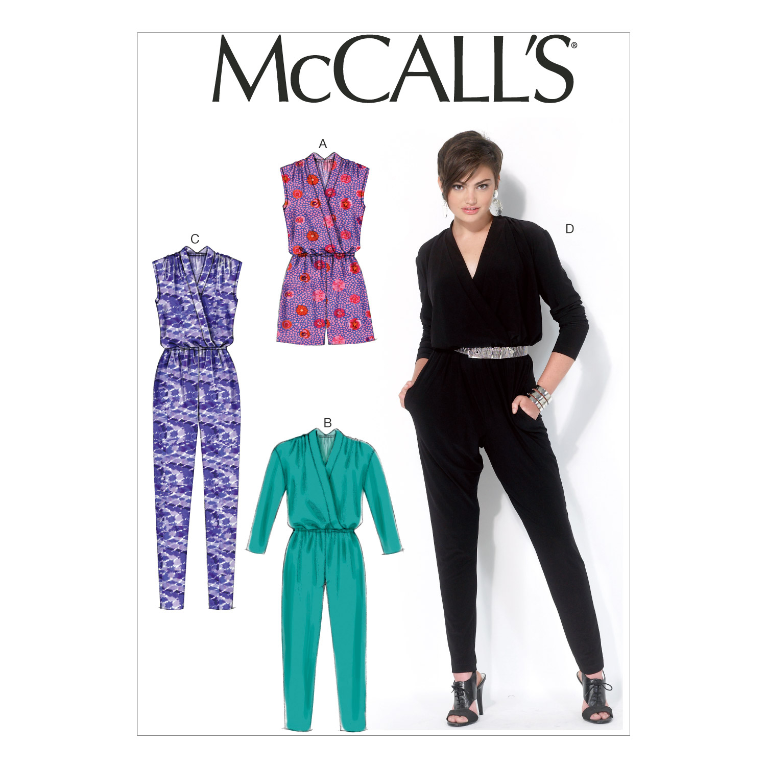 McCall's Misses Casual-M7099