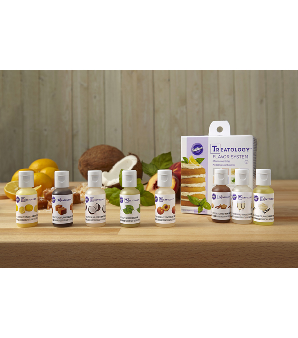 Wilton Treatology Flavor Kit